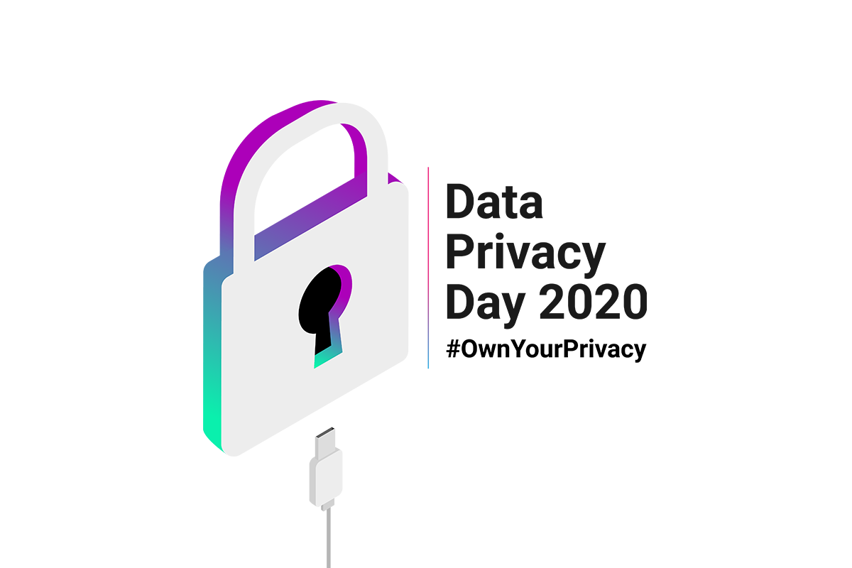 Data Privacy Day 2020 #OwnYourPrivacy Loki Foundation Champion