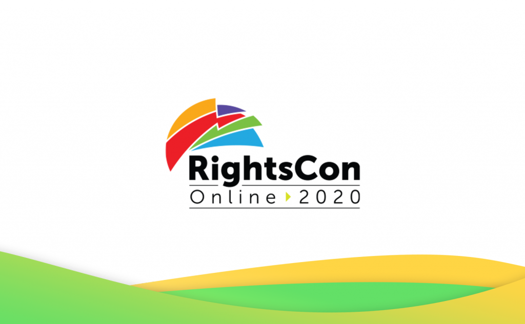 RightsCon Online 2020 Loki Foundation team personal highlights